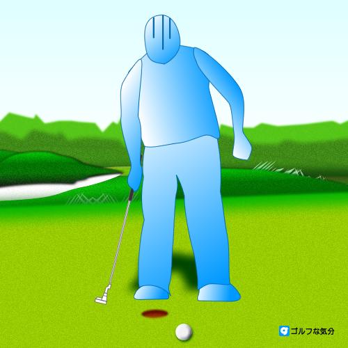 ゴルフでがっかりすること